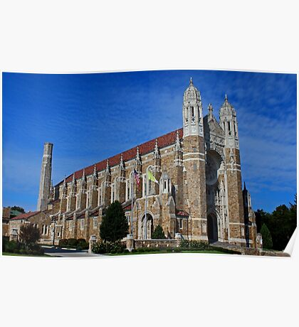Our Lady Queen of the Most Holy Rosary Cathedral Poster