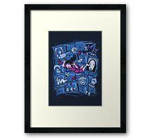 Chihiro in Spiritland Framed Print