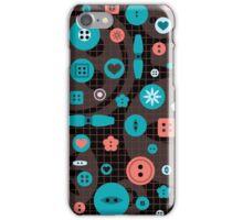 button it iPhone Case/Skin