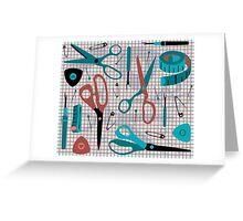 chop chop Greeting Card