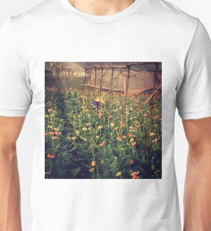 flowers in dalat Unisex T-Shirt