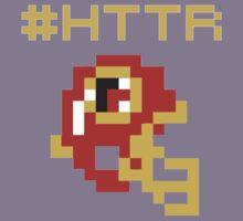 Hail to the Redskins - 8 Bit Kids Tee