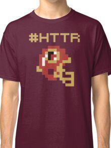 Hail to the Redskins - 8 Bit Classic T-Shirt