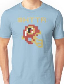 Hail to the Redskins - 8 Bit Unisex T-Shirt