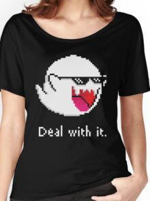 How to Deal with Boos Women's Relaxed Fit T-Shirt