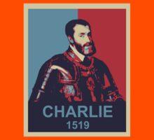 Emperor Charles V Kids Tee
