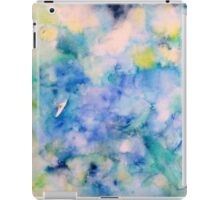 SURFER and WHALE iPad Case/Skin