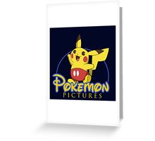 Pokemon Pictures  Greeting Card