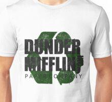 Dunder Mifflin Recycle Logo Unisex T-Shirt