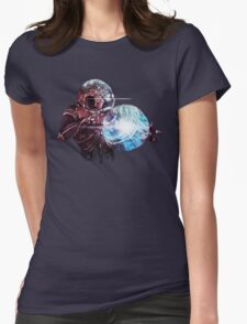 Uploading Womens Fitted T-Shirt