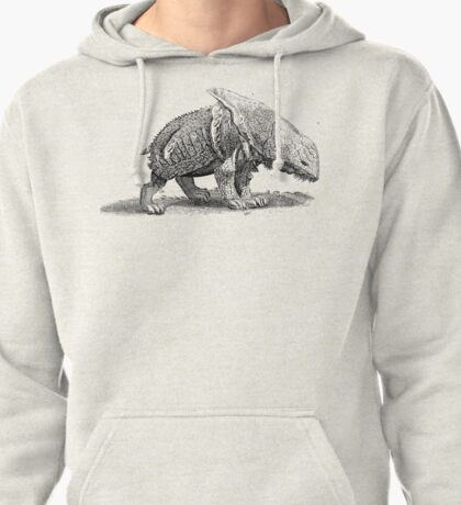 Medieval Bulette (no text) Pullover Hoodie