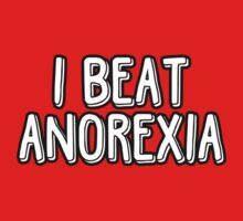 I beat anorexia by King84