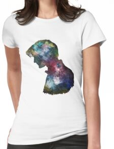 Dr. Who Galaxy Womens Fitted T-Shirt