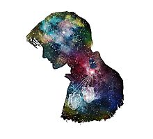 Dr. Who Galaxy Photographic Print
