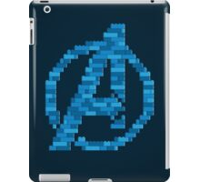 Assembled (Monotone) iPad Case/Skin