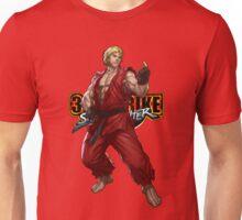 Ken Masters - 3rd Strike Unisex T-Shirt