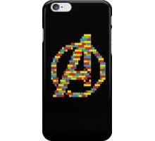 Assembled(Colour) iPhone Case/Skin