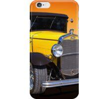 Classic Hotrod iPhone Case/Skin