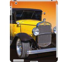 Classic Hotrod iPad Case/Skin