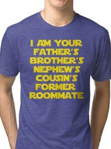 Spaceballs Quote Tri-blend T-Shirt