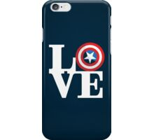 Captain's Love iPhone Case/Skin