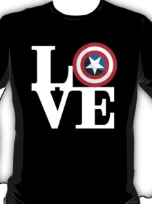 Captain's Love T-Shirt