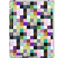 Squers color  - Digital Background - Wallpaper iPad Case/Skin