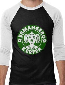 Ermahgerd... Coffee! Men's Baseball ¾ T-Shirt