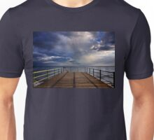 Waiting for the storm Unisex T-Shirt