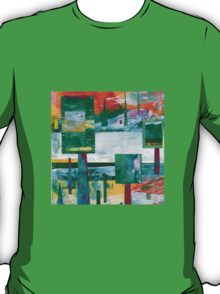 Forest Squared - Frozen Lake T-Shirt