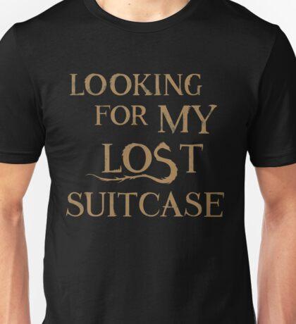 Fantastic Beasts Lost Suitcase Unisex T-Shirt
