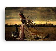 Ripe With Decay Canvas Print