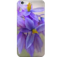 Vanilla lily iPhone Case/Skin