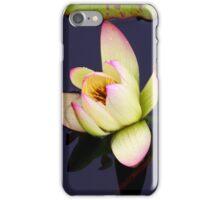 Liquid Lotus iPhone Case/Skin