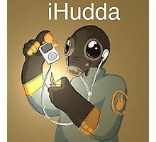 iHudda Photographic Print
