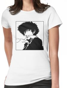 Cowboy Bebop Spike Womens Fitted T-Shirt