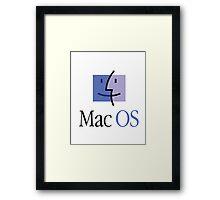 Apple Computers Mac Os Framed Print