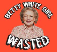 Betty White girl wasted by King84