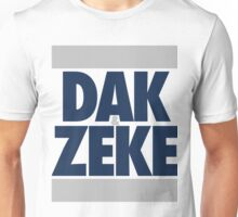 Dak & Zeke (BLUE) Unisex T-Shirt