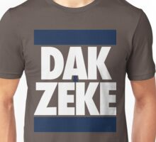 Dak & Zeke (WHITE) Unisex T-Shirt
