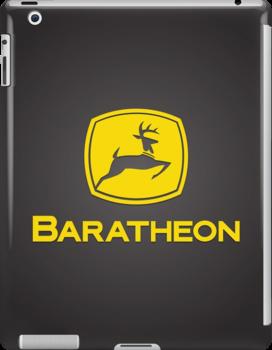 Sigil of House Baratheon 2012 by thom2maro