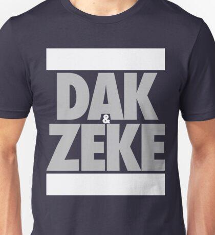 Dak & Zeke (SILVER) Unisex T-Shirt