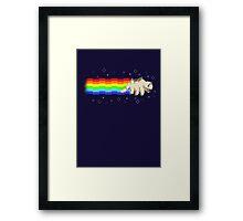 Nyan Appa Framed Print