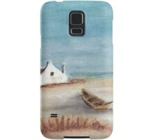 "My Pastel ""Cape Cottages""... South Africa Samsung Galaxy Case/Skin"
