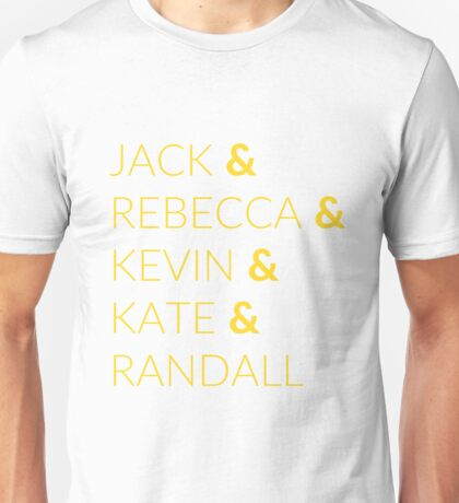 Pearson Family - This is Us Unisex T-Shirt