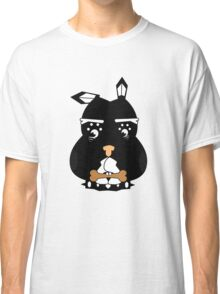 Canis Lupus Familiaris: Ebony  Classic T-Shirt