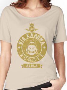 Alola Big Kahuna Burger Women's Relaxed Fit T-Shirt
