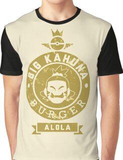 Alola Big Kahuna Burger Graphic T-Shirt