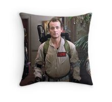 Peter Venkman Throw Pillow