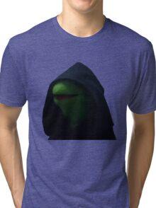 Dark Kermit Tri-blend T-Shirt